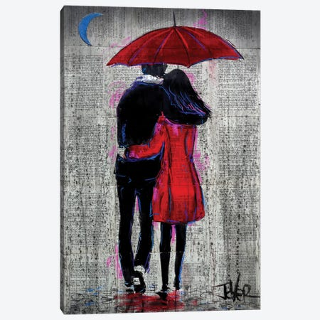 A Night To Remember Canvas Print #LJR430} by Loui Jover Canvas Artwork