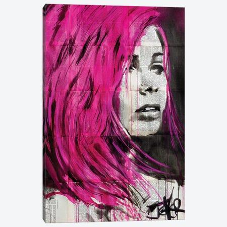 Dream World Canvas Print #LJR431} by Loui Jover Canvas Wall Art