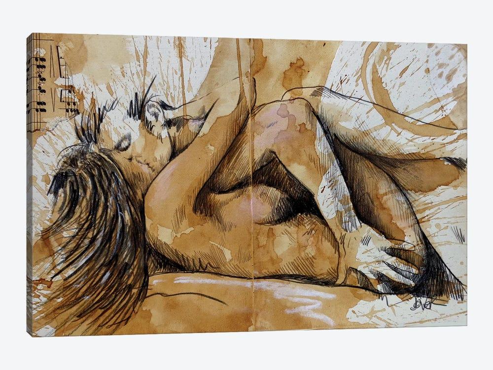 Fuel by Loui Jover 1-piece Canvas Art