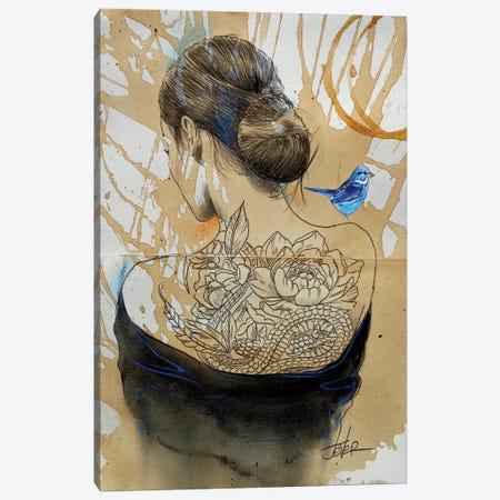 Hope Happens Canvas Print #LJR436} by Loui Jover Art Print