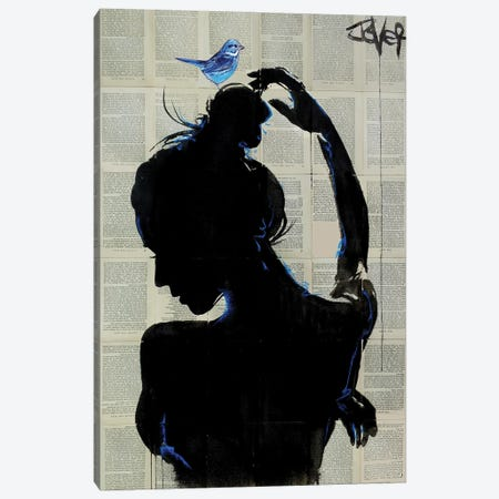 Victorys Hope Canvas Print #LJR438} by Loui Jover Canvas Artwork