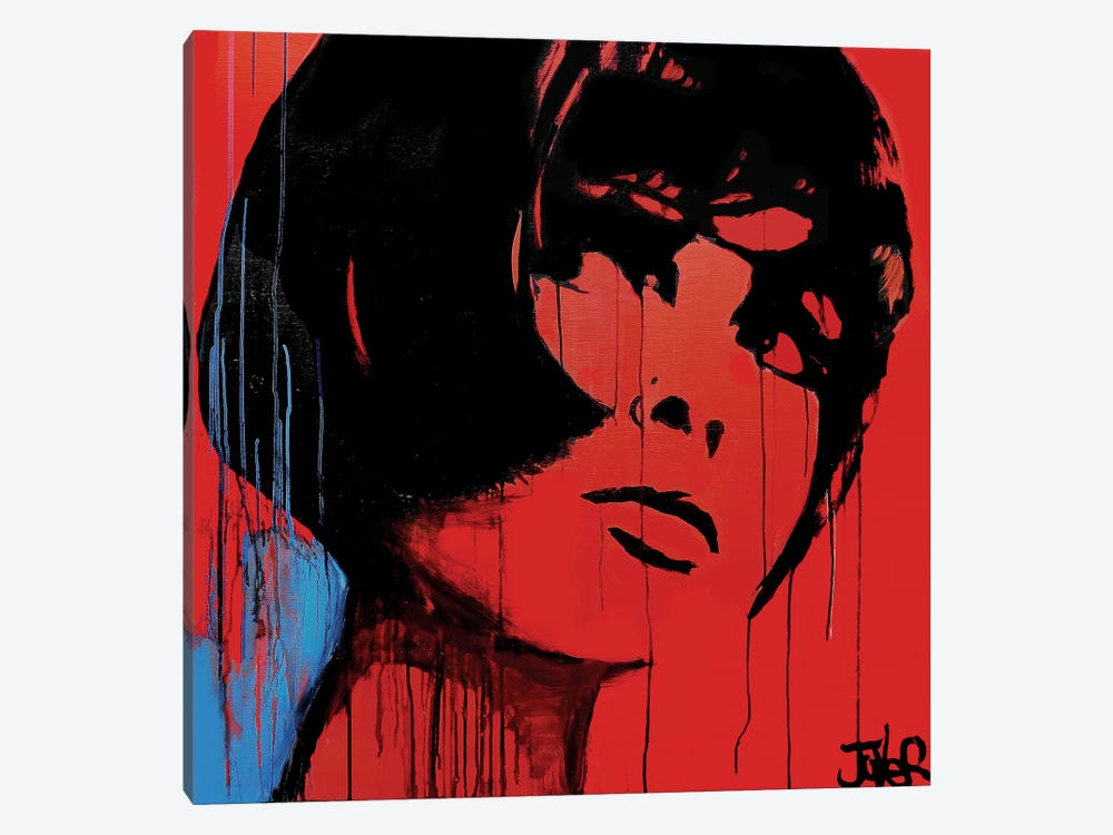Bob 1-piece Canvas Wall Art