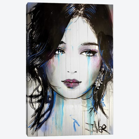 Asia Canvas Print #LJR453} by Loui Jover Canvas Art