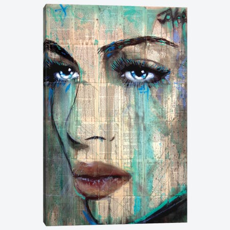 Day To Day Canvas Print #LJR456} by Loui Jover Canvas Art Print