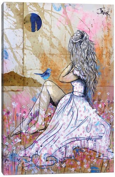 Field Days Canvas Art Print