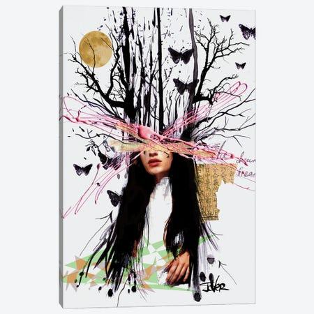 Dream Dream Canvas Print #LJR463} by Loui Jover Art Print