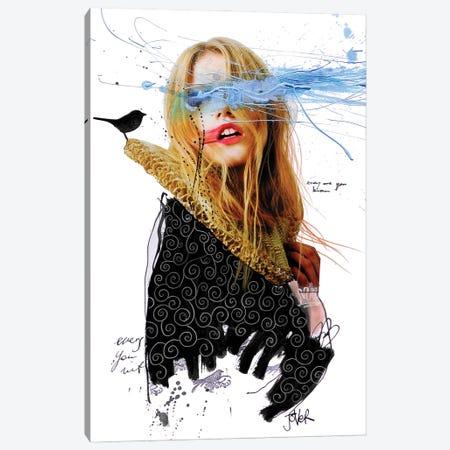 Cordelia Canvas Print #LJR464} by Loui Jover Canvas Art