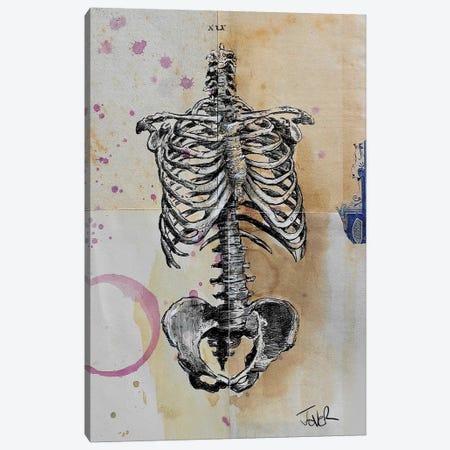 Cage Canvas Print #LJR46} by Loui Jover Art Print