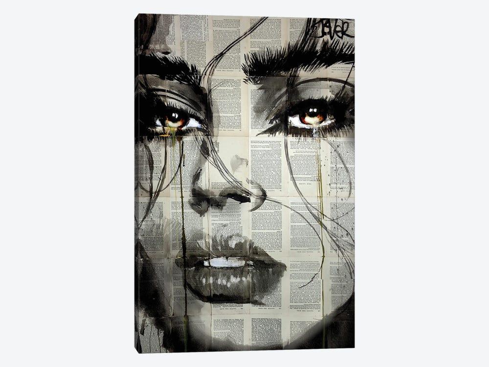 Sure by Loui Jover 1-piece Canvas Art Print