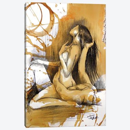 New Play Canvas Print #LJR478} by Loui Jover Canvas Art