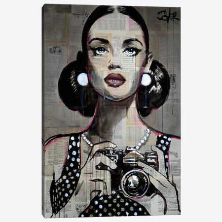 Exposure Canvas Print #LJR484} by Loui Jover Canvas Artwork