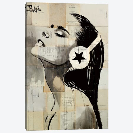 Break Through Canvas Print #LJR497} by Loui Jover Canvas Art Print