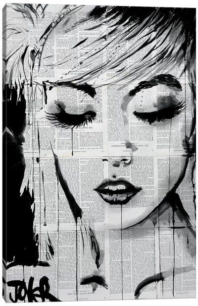 Ivy Canvas Print #LJR50