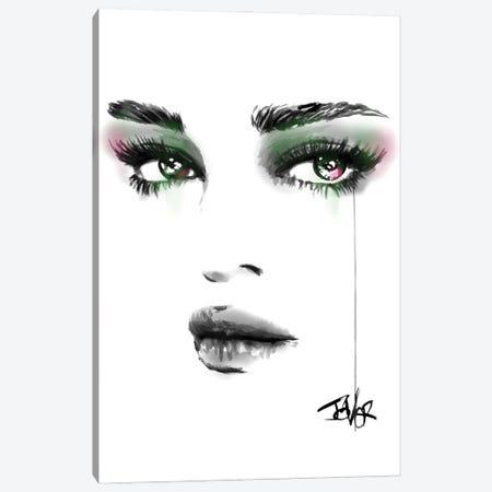 Green Energy Canvas Print #LJR510} by Loui Jover Canvas Print