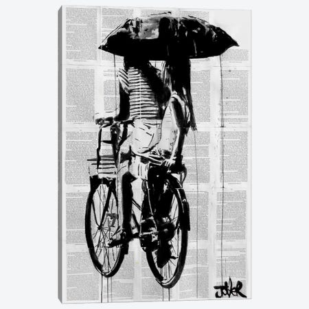 Days Like These Canvas Print #LJR51} by Loui Jover Canvas Art Print