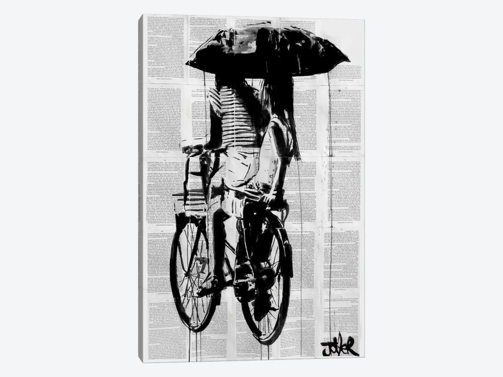 Days Like These by Loui Jover 1-piece Canvas Art Print