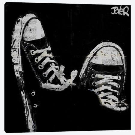 Matter Of Fact Canvas Print #LJR63} by Loui Jover Canvas Artwork