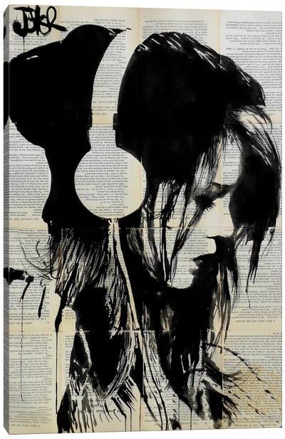 Melodies Solace Canvas Art Print