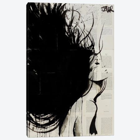 The New Mistral Canvas Print #LJR65} by Loui Jover Canvas Print