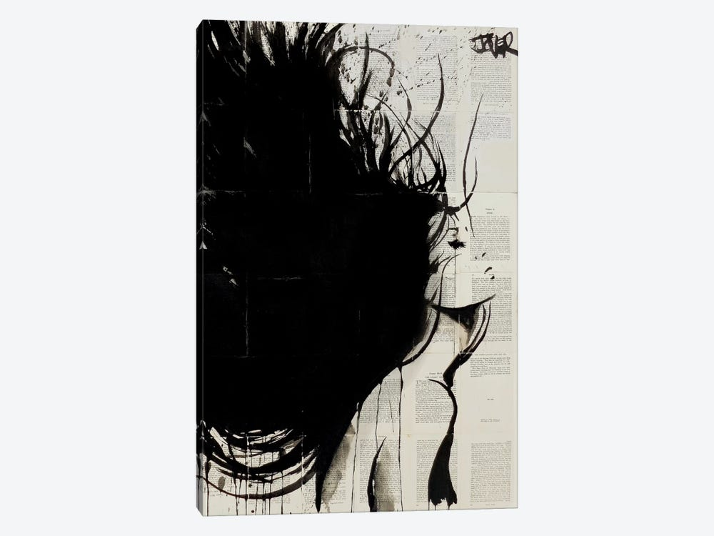 The New Mistral by Loui Jover 1-piece Canvas Artwork