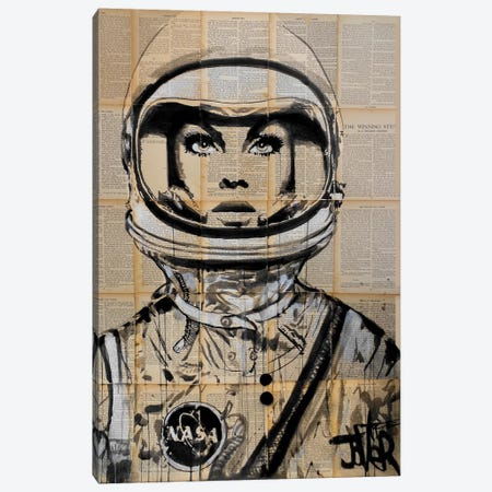 Orbit Canvas Print #LJR70} by Loui Jover Canvas Art Print