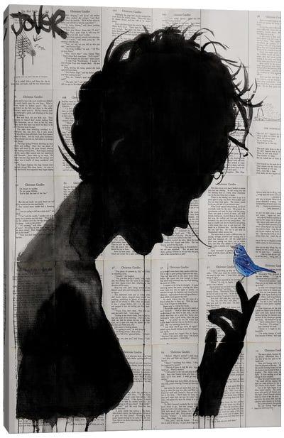 Poetica Canvas Print #LJR71