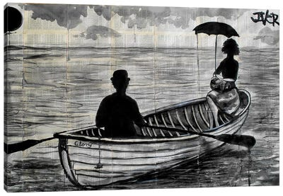 The Crossing Canvas Print #LJR75