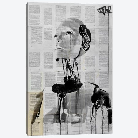 Tomorrow Canvas Print #LJR79} by Loui Jover Canvas Print