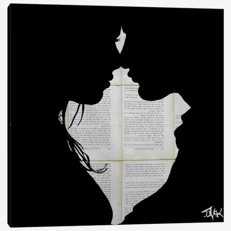 True Canvas Print #LJR80} by Loui Jover Canvas Artwork