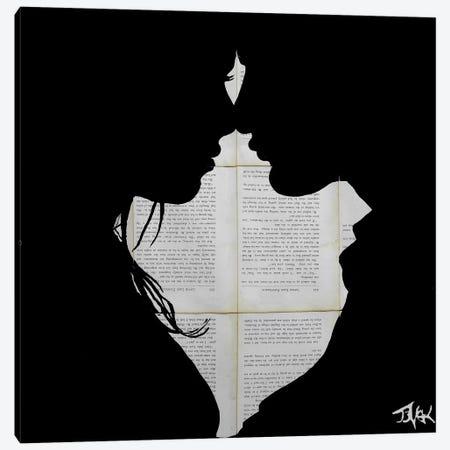 True Canvas Print #LJR80} by Loui Jover Canvas Artwork