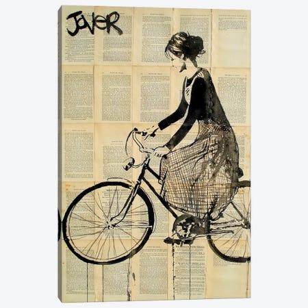 Violet's Way Canvas Print #LJR82} by Loui Jover Canvas Artwork