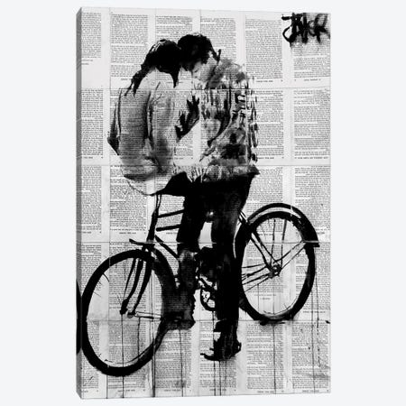Wheels Canvas Print #LJR84} by Loui Jover Canvas Art Print