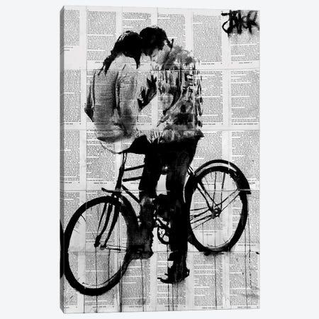 Wheels Canvas Print #LJR84} by Loui Jover Canvas Art Print