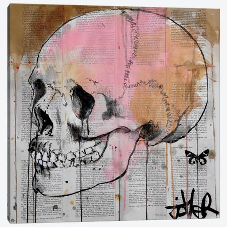 Alas Canvas Print #LJR87} by Loui Jover Canvas Art Print