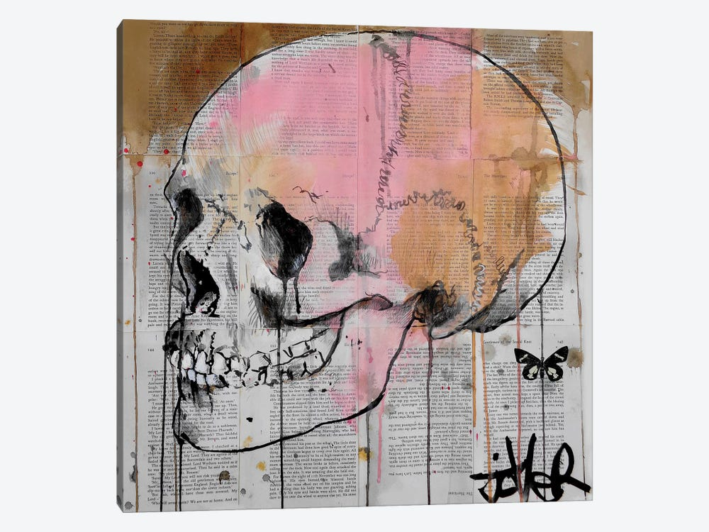 Alas by Loui Jover 1-piece Canvas Art