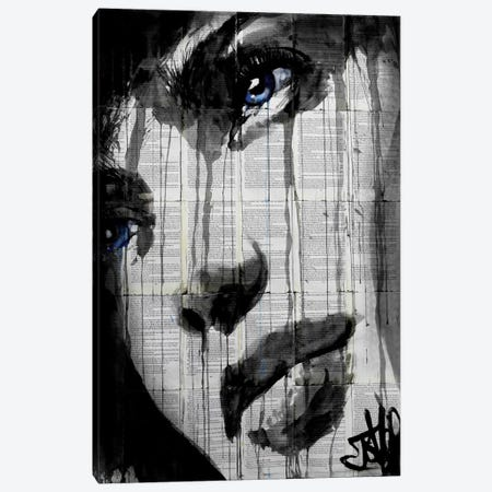 Always Canvas Print #LJR88} by Loui Jover Canvas Artwork