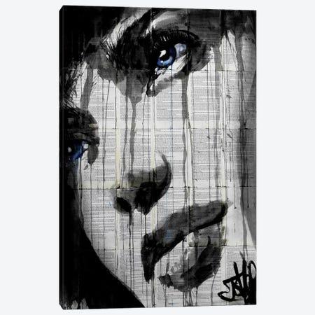 Always Canvas Print #LJR88} by Loui Jover Canvas Artwork