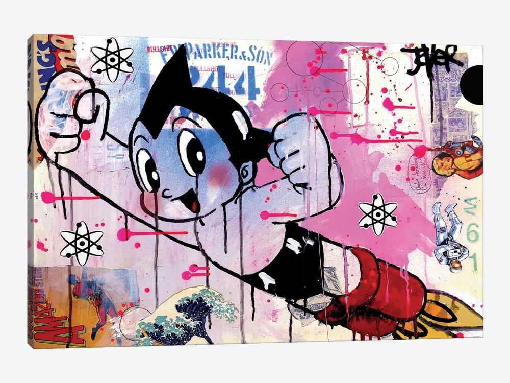Astro by Loui Jover 1-piece Canvas Artwork
