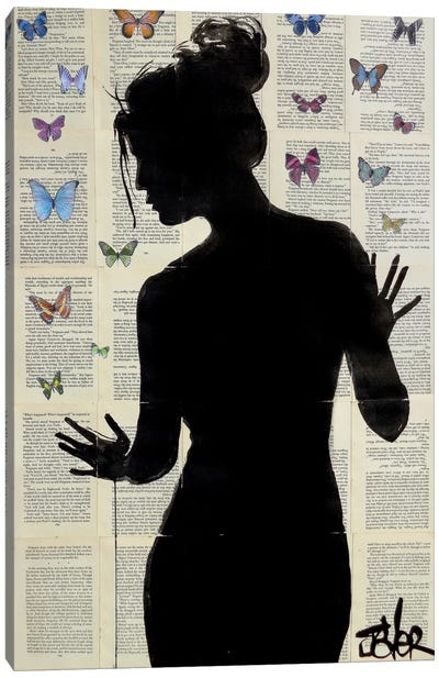 Butterfly Effect Canvas Art Print