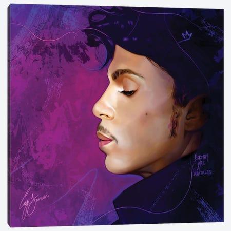 Prince Canvas Print #LJS10} by Laji Sanusi Canvas Art