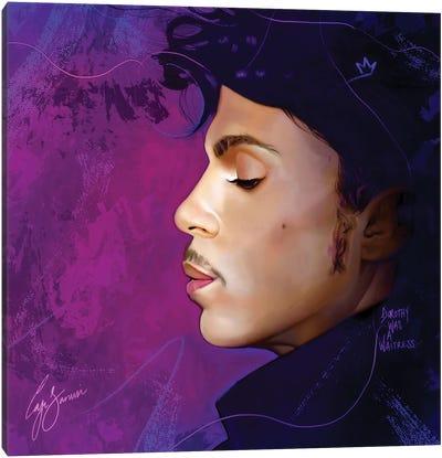 Prince Canvas Art Print