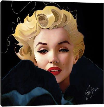 Monroe Canvas Art Print