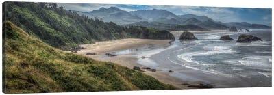 Coastal Serenity Canvas Art Print