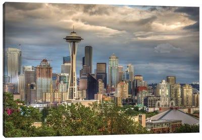 Seattle Canvas Print #LJT2
