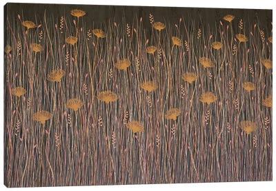 Caramel Kisses Canvas Art Print