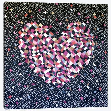 Fragile Heart Canvas Print #LJU104} by Lisa Frances Judd Canvas Wall Art