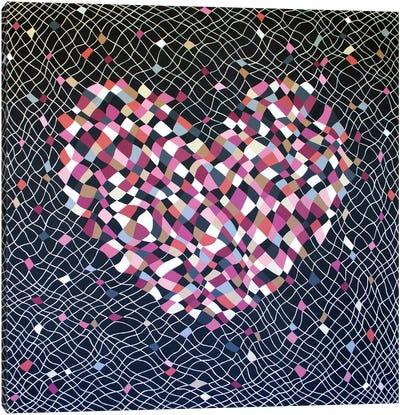 Fragile Heart Canvas Art Print