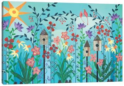 Can't Wait Til Spring  Canvas Art Print