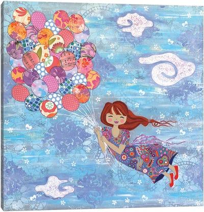 Fly High I Canvas Art Print