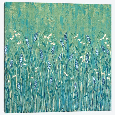 Abundant Wild Flowers  Canvas Print #LJU1} by Lisa Frances Judd Canvas Art Print